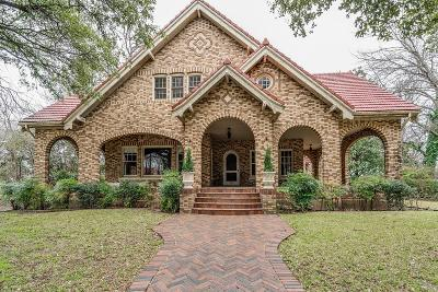Waxahachie Single Family Home For Sale: 712 W Main Street