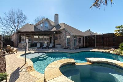 Allen Single Family Home For Sale: 1210 Shadetree Lane