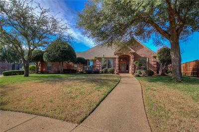 North Richland Hills Single Family Home Active Option Contract: 8800 Thornway Drive