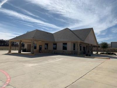 Weatherford Commercial For Sale: 1910 Fort Worth Highway