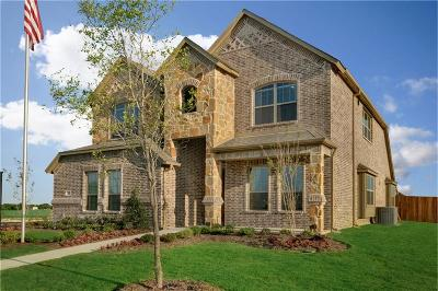 Midlothian Single Family Home For Sale: 642 Lonesome Dove Drive