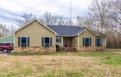 Quinlan Single Family Home For Sale: 5556 S Fm 36