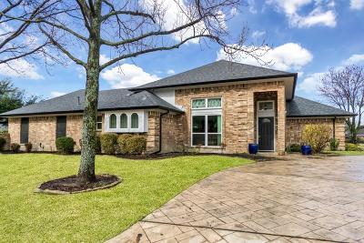 Rockwall County Single Family Home For Sale: 901 Lake Meadows Drive