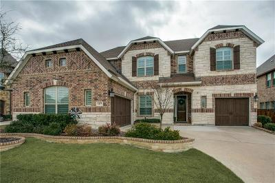 Frisco Single Family Home Active Option Contract: 1475 Chaps Drive