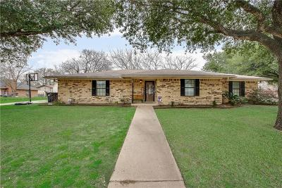 Corsicana Single Family Home Active Option Contract: 400 Wesley Drive