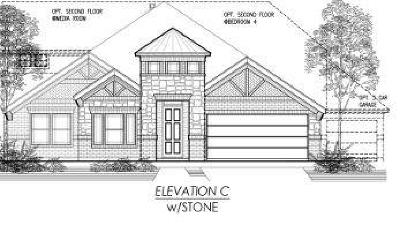 Midlothian Single Family Home Active Contingent: 3409 White Willow Court