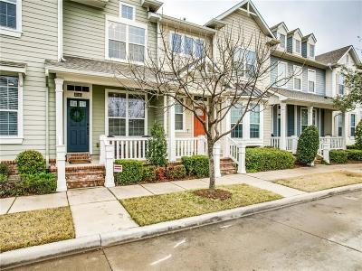 North Richland Hills Townhouse For Sale: 6248 Sherbert Drive