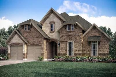 Burleson Single Family Home For Sale: 1244 Madera Drive