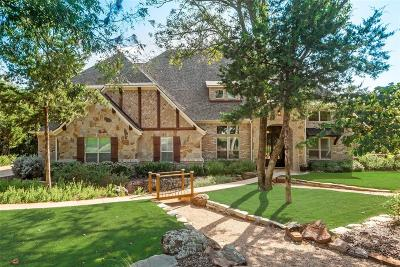 McKinney Single Family Home For Sale: 4898 Lake Shore Drive