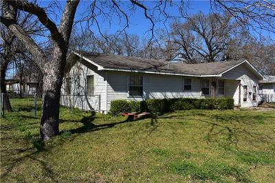 Erath County Single Family Home For Sale: 581 N Columbia Street