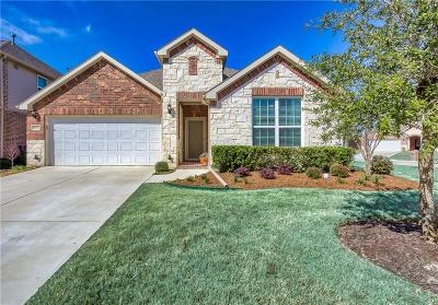 McKinney Single Family Home Active Option Contract: 1729 Freedom Drive