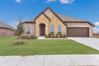 Krum Single Family Home For Sale: 3729 Rusty Spur