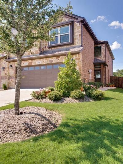 Allen Townhouse For Sale: 884 Merino Drive