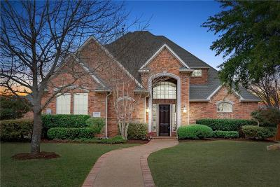 Richardson Single Family Home Active Option Contract: 3501 Hollowridge Court