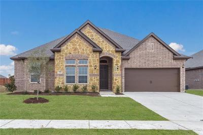Krum Single Family Home For Sale: 3718 Ranchers Ridge