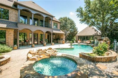 Parker Single Family Home For Sale: 4907 Shady Knolls Drive