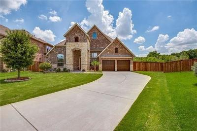 Coppell Single Family Home For Sale: 953 Snowshill Trail