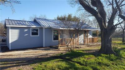Seagoville Single Family Home Active Option Contract: 411 Cypress Street