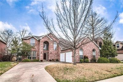 Allen Single Family Home Active Option Contract: 607 Falling Leaf Drive