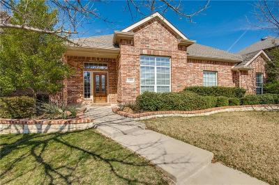 McKinney Single Family Home Active Option Contract: 6408 Sapphire Drive
