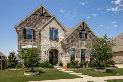 Rockwall Single Family Home For Sale: 576 Featherstone Drive