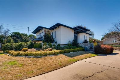 Fort Worth Single Family Home For Sale: 6451 Sumac Road