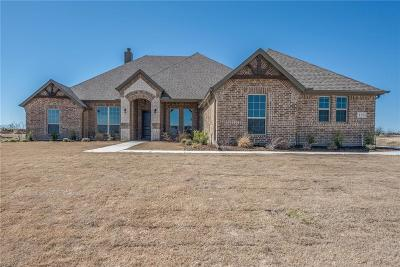 Weatherford Single Family Home For Sale: 159 North Ridge Court