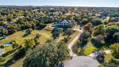 Weatherford Single Family Home Active Contingent: 111 Lake Circle Court