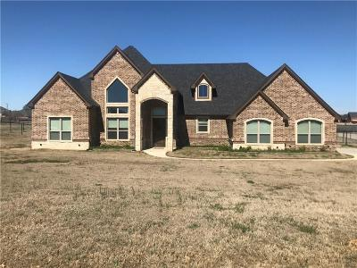 Springtown Single Family Home For Sale: 109 Cambree Court