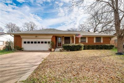 Cedar Hill Single Family Home For Sale: 123 Meadow Ridge Drive