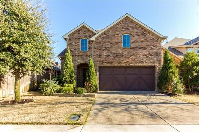 Lewisville Single Family Home For Sale: 3016 White Stag Way