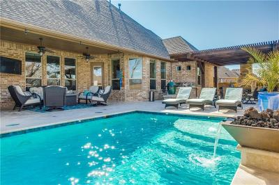 Keller Single Family Home Active Option Contract: 717 Crater Lake Circle