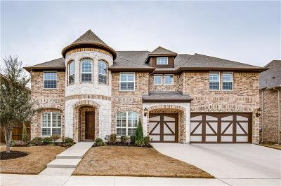 Frisco Single Family Home For Sale: 6668 Martel Place