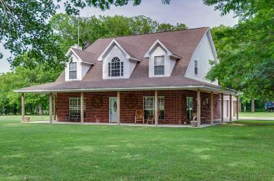 Weatherford Single Family Home Active Option Contract: 126 Tusk Court
