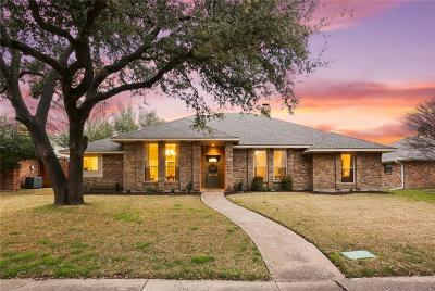 Single Family Home For Sale: 10119 Cherry Tree Drive