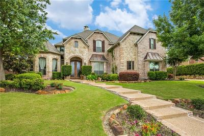 Prosper Single Family Home For Sale: 1901 Cedar Springs Drive