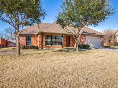 Corinth TX Single Family Home For Sale: $259,900