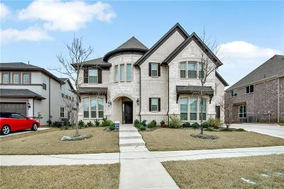 Frisco Single Family Home Active Contingent: 13211 Secretariat Boulevard