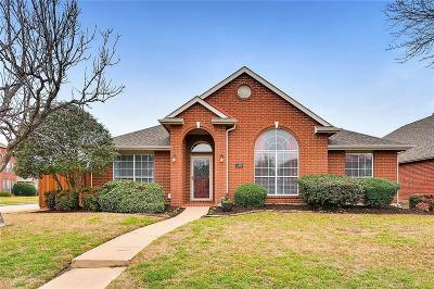 Frisco Single Family Home Active Contingent: 11300 Oxford Place
