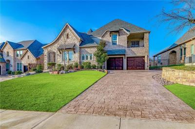 Flower Mound Single Family Home For Sale: 3724 Valencia Court