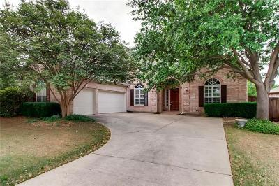 Allen  Residential Lease For Lease: 1315 Neches Drive