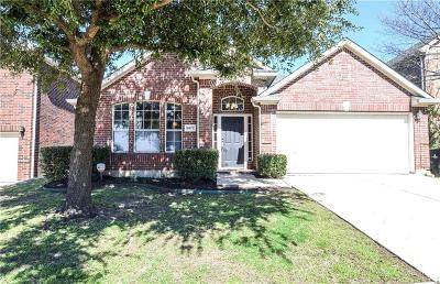 Frisco Single Family Home For Sale: 5872 Arabian Way