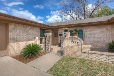 Benbrook Single Family Home For Sale: 4225 Dawn Drive