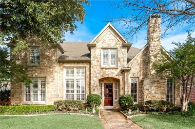 Coppell Single Family Home Active Option Contract: 440 Avalon Lane
