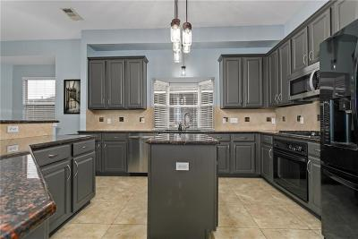 The Colony Single Family Home Active Option Contract: 5516 Mountain Valley Drive