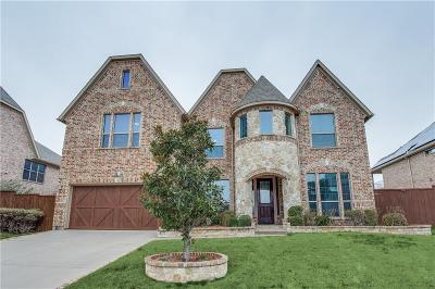 Plano Single Family Home For Sale: 7809 Aspermont Drive