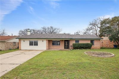 Watauga Single Family Home For Sale: 5913 Bowling Drive