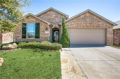 Forney Single Family Home For Sale: 1143 Grimes Drive