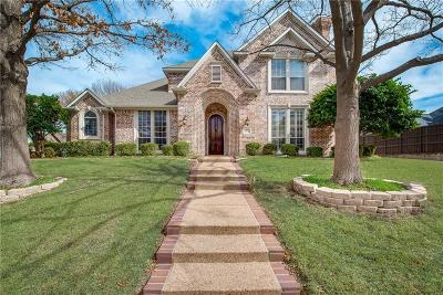 Plano Single Family Home Active Option Contract: 2920 Beverly Drive