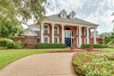 Colleyville Single Family Home For Sale: 4503 Cresthaven Drive